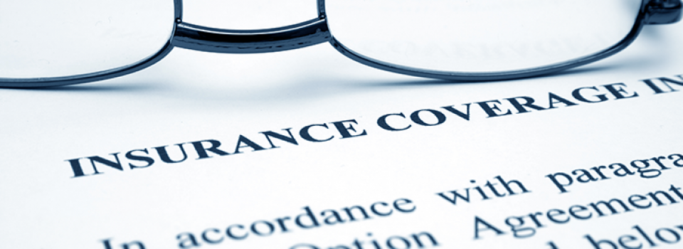 insurance coverage requirement